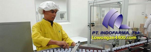 Lowongan Kerja Operator PT. Indofarma (Persero) Tbk Cikarang