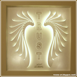 TRUST by wesens-art.blogspot.com
