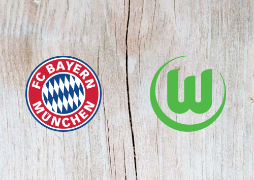 Bayern Munich vs Wolfsburg Full Match & Highlights 9 March 2019