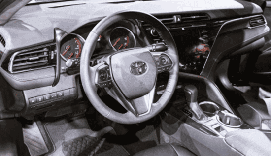 2018 Toyota Camry Inner surface