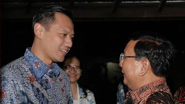Prabowo Bicara RI Bubar 2030, AHY Prediksi Masa Emas 2045