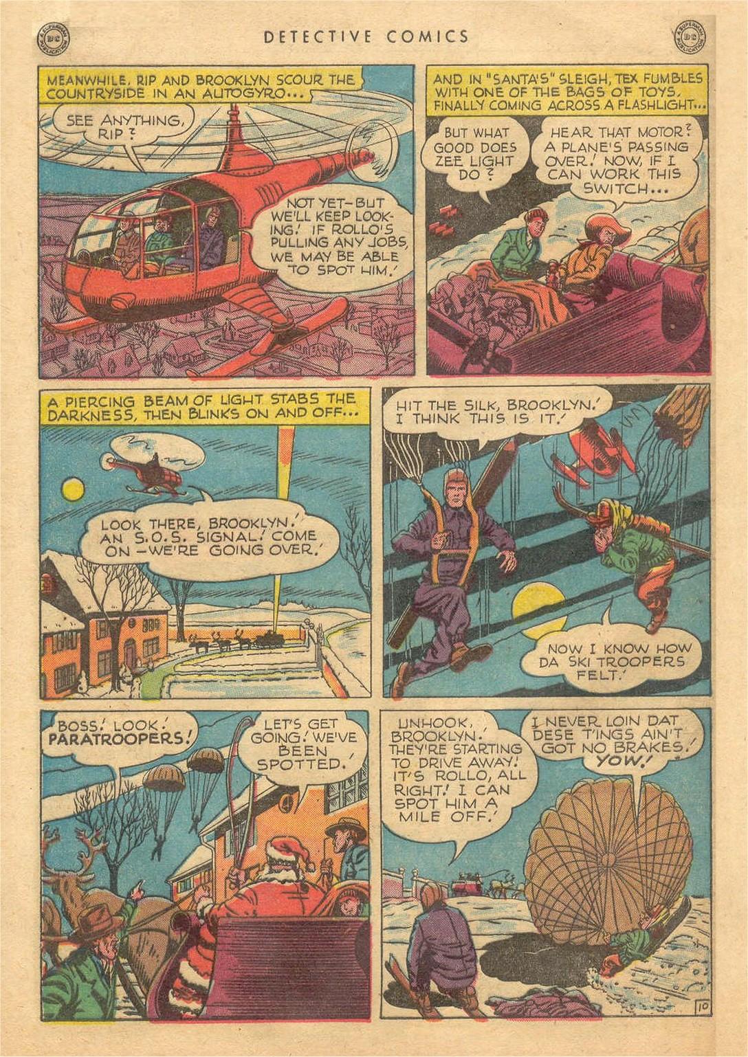 Read online Detective Comics (1937) comic -  Issue #132 - 46