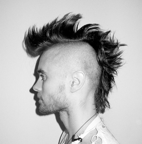 2014 formal hairstyles Extreme men mohawk haircuts