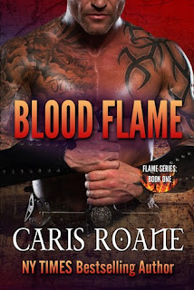 Blood Flame by Caris Roane