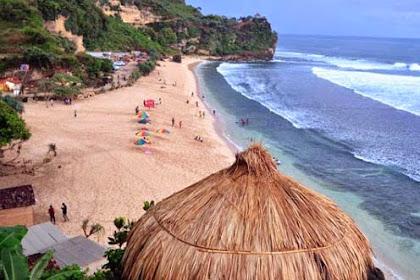 Objek Wisata Pantai Pok Tunggal