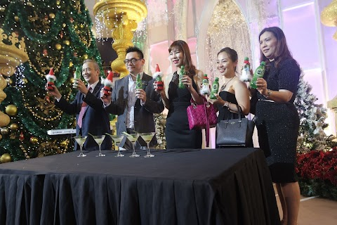 A VERY SPARKLING X-MAS IN PAVILION KL BROUGHT TO YOU BY SPRITZER