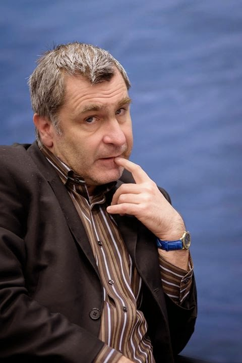 Vasily Ivanchuk en el Tata Steel Chess Tournament 2015