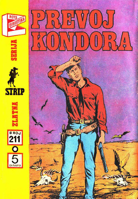 Prevoj Kondora - Tex Willer