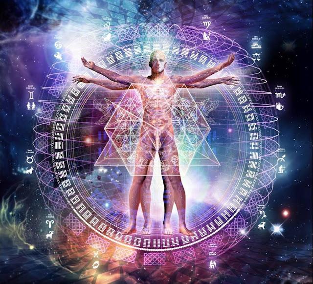 Vibrational Medicine UNIVERSAL+SPIRIT+MAN
