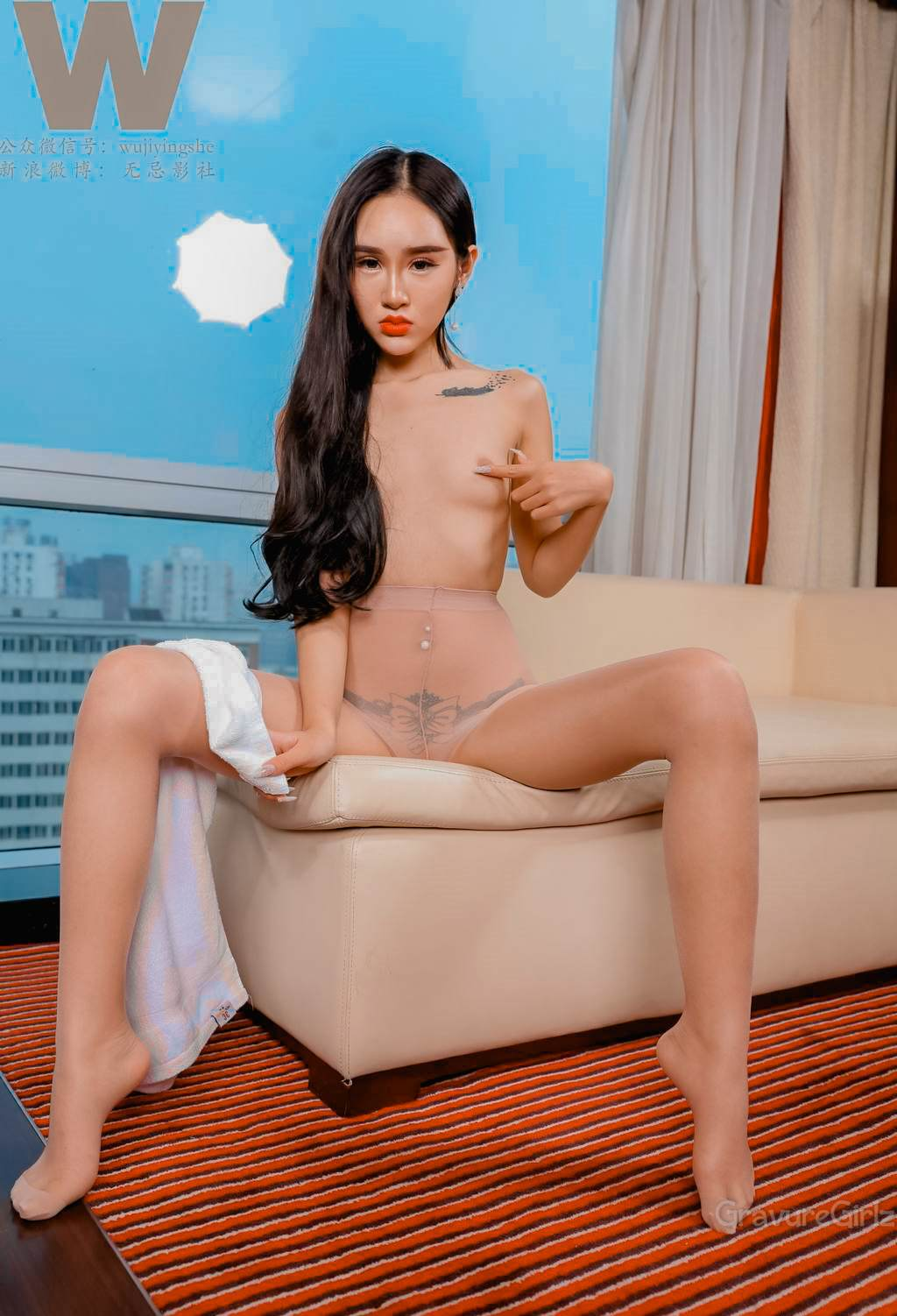 欣杨Kitty Xin Yang | Nude Art | WuJiYingShe无忌影社 | | - Photo ...