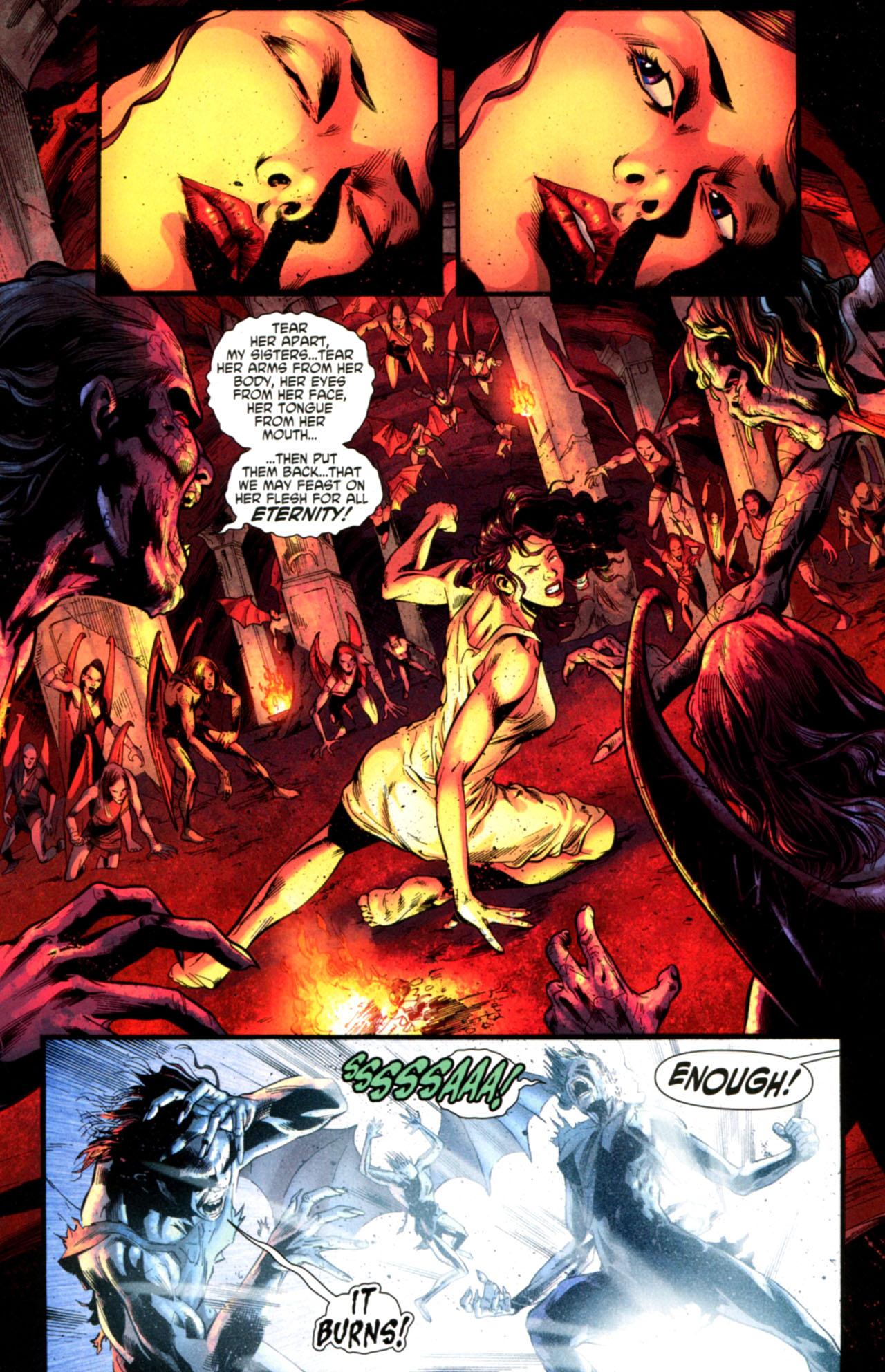 Read online Wonder Woman (2006) comic -  Issue #603 - 10