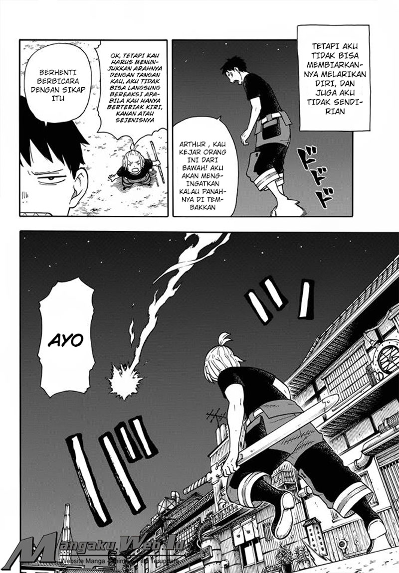 Fire Brigade of Flames Chapter 45-13