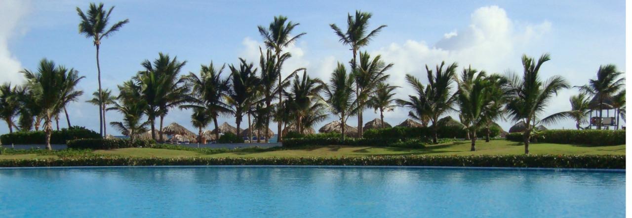 Um paraíso chamado Punta Cana