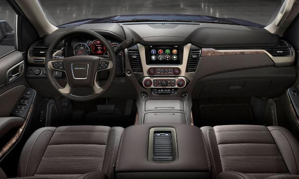 2017 GMC Yukon 4WD Review