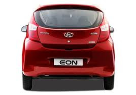 New Hyundai EON rear look