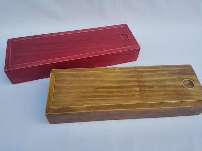 Plumier-de-madera
