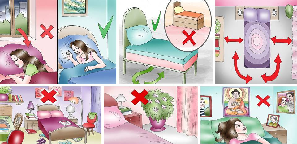Bedroom Style Dos And Donu0027ts How To Feng Shui Your Bedroom