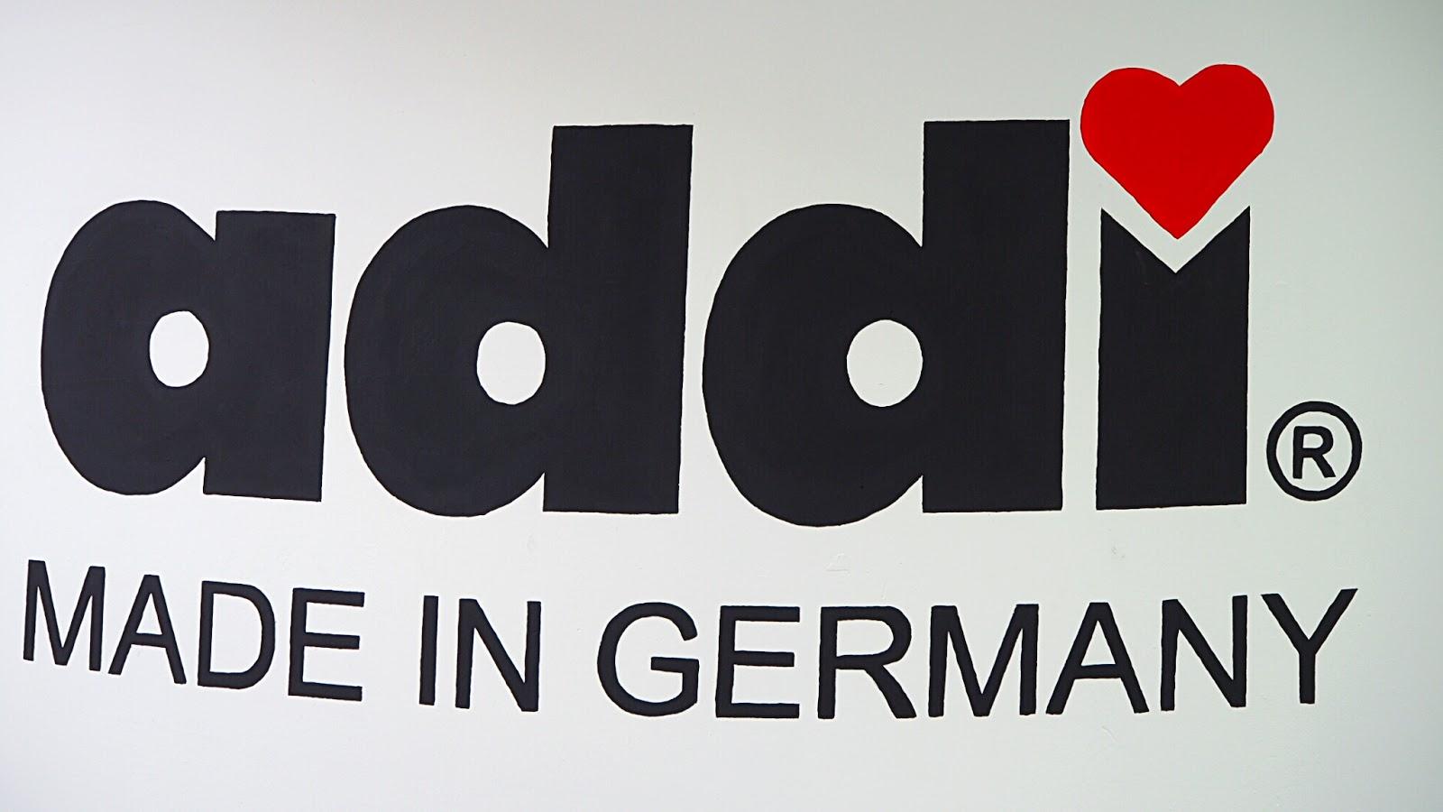 addi - made in Germany
