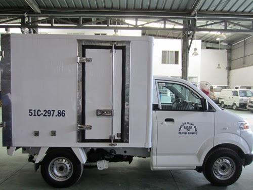 xe tai suzuki 500kg thùng kín 12