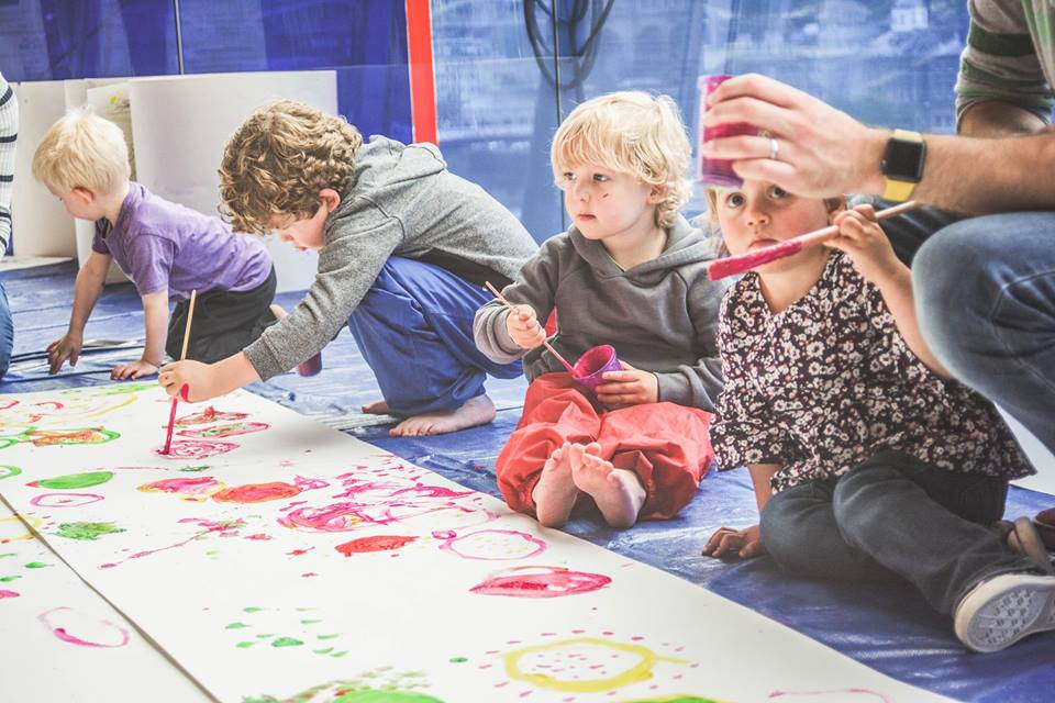 Gateshead ALive - 10 Events For Tweens, Teens & Little Ones This Spring  - Thoughtful Huge painting