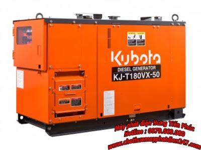 Máy phát điện Kubota 18kva KJ-T180VX