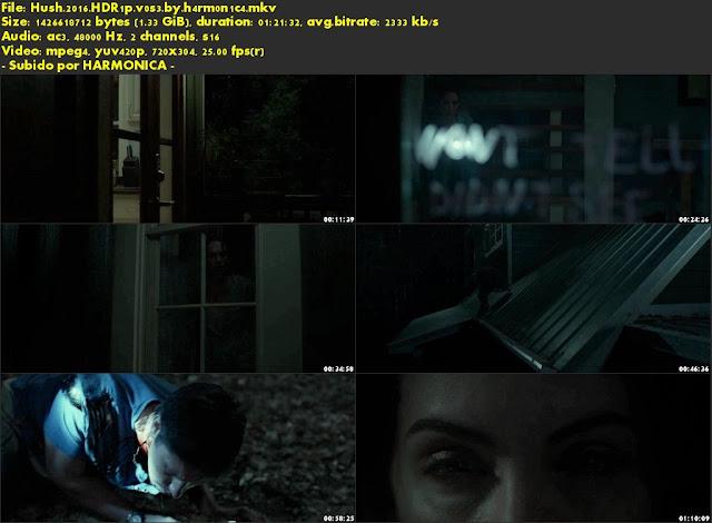 Descargar Hush Subtitulado por MEGA.