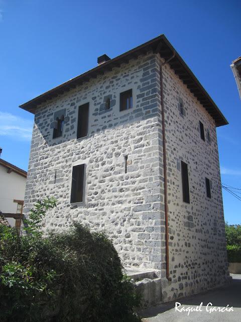 Torre de Artomaña (Amurrio, Álava)