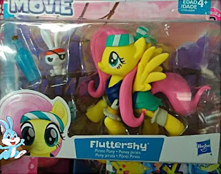Pirate Fluttershy Guardians of Harmony Figure Confirmed!