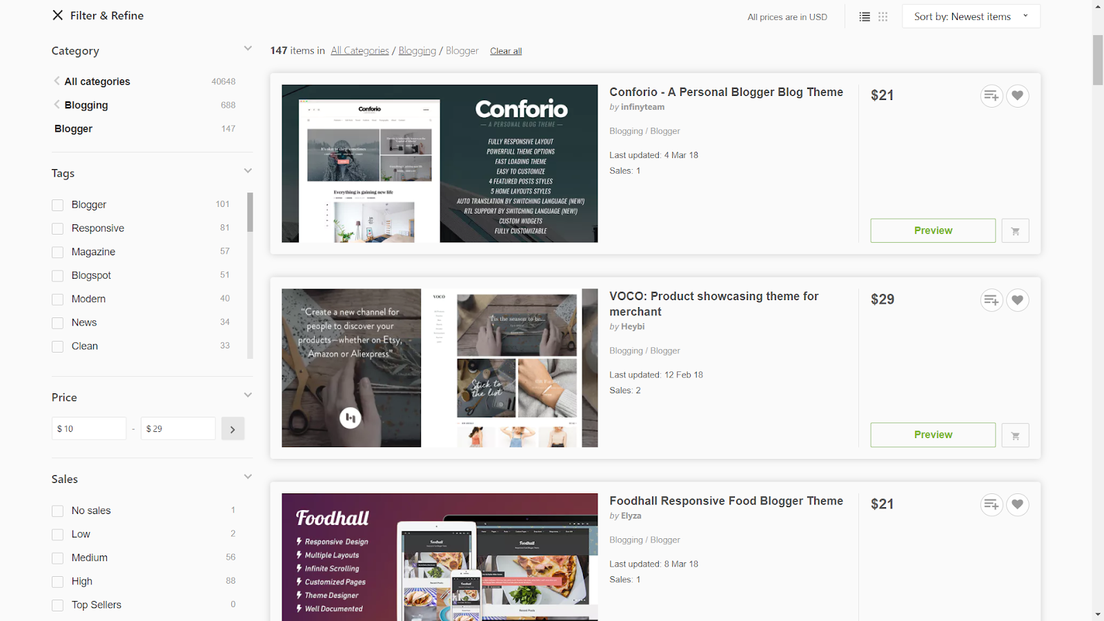 Download Free Responsive Seo Friendly Blogger Templates Free