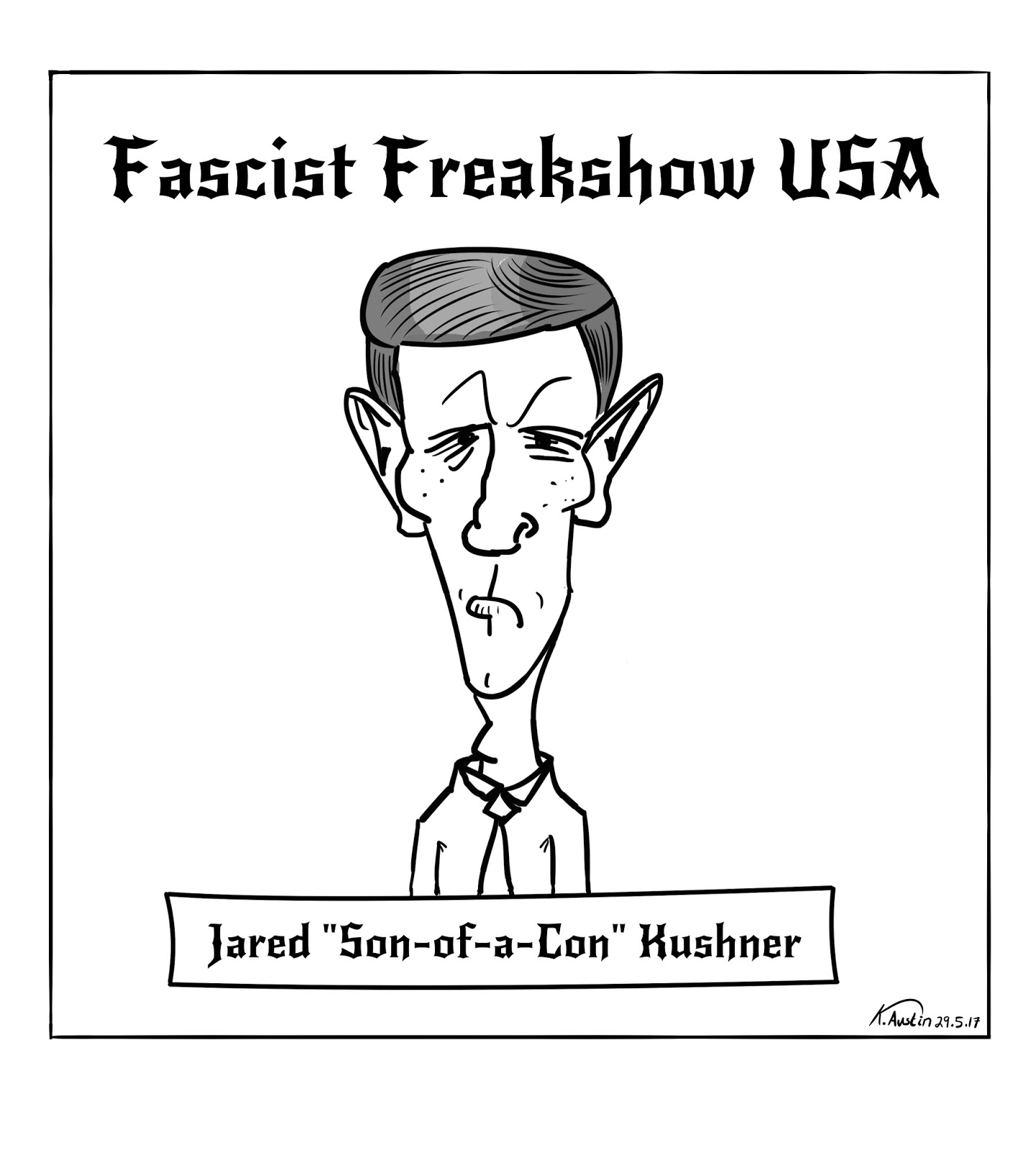 Freak's Own 16: Fascist Freakshow USA