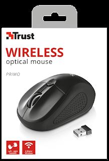 mouse nero wireless trust 20322