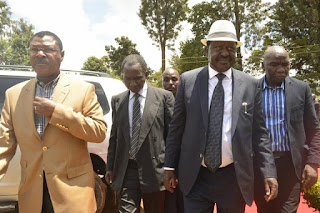 Rao selected as the flagbearer in NASA. PHOTO | Courtesy