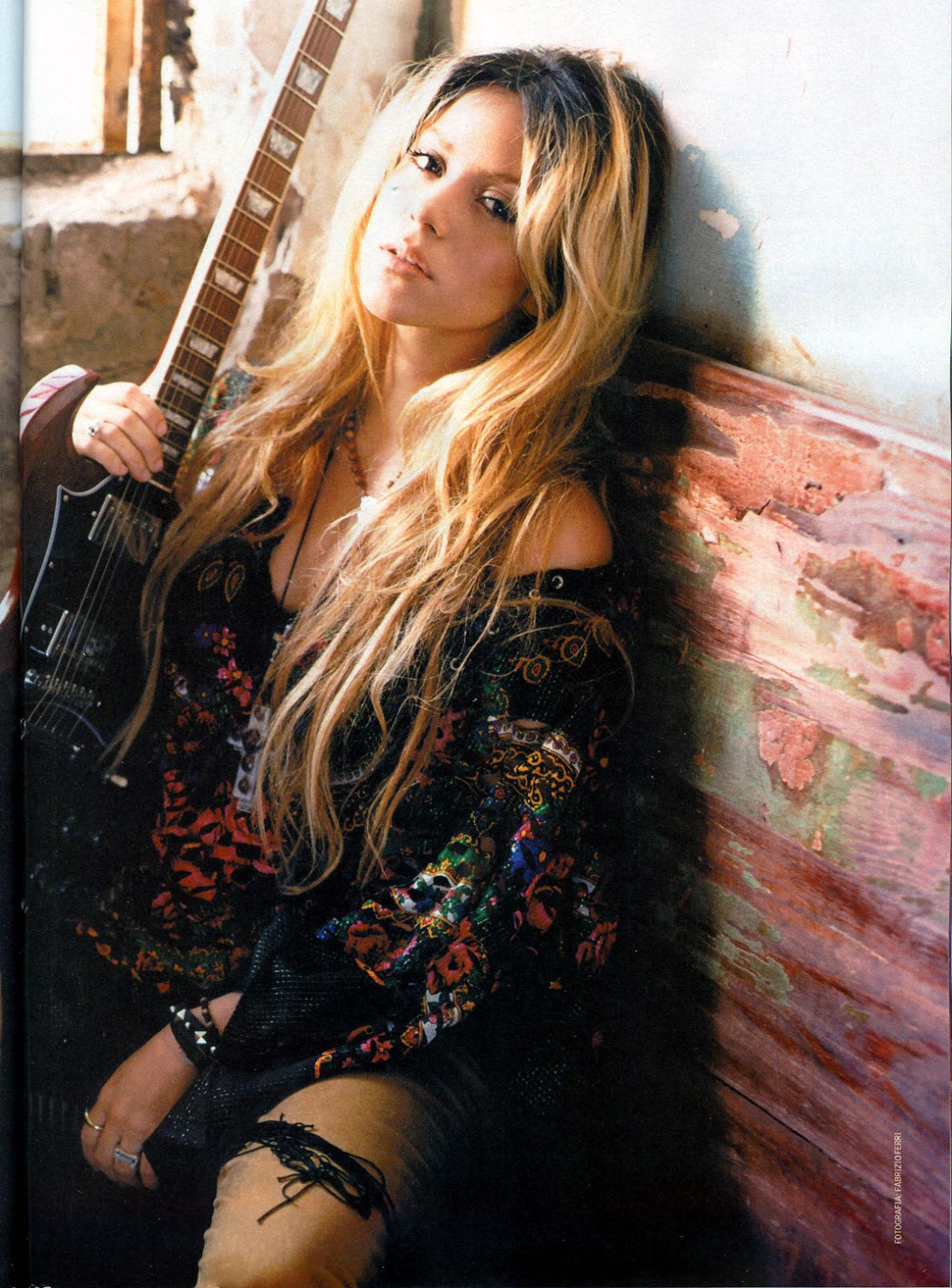 Shakira - Laundry Service | Flickr - Photo Sharing! |Shakira Laundry Service Photoshoot