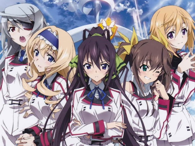 Infinite Stratos BD Subtitle Indonesia Batch