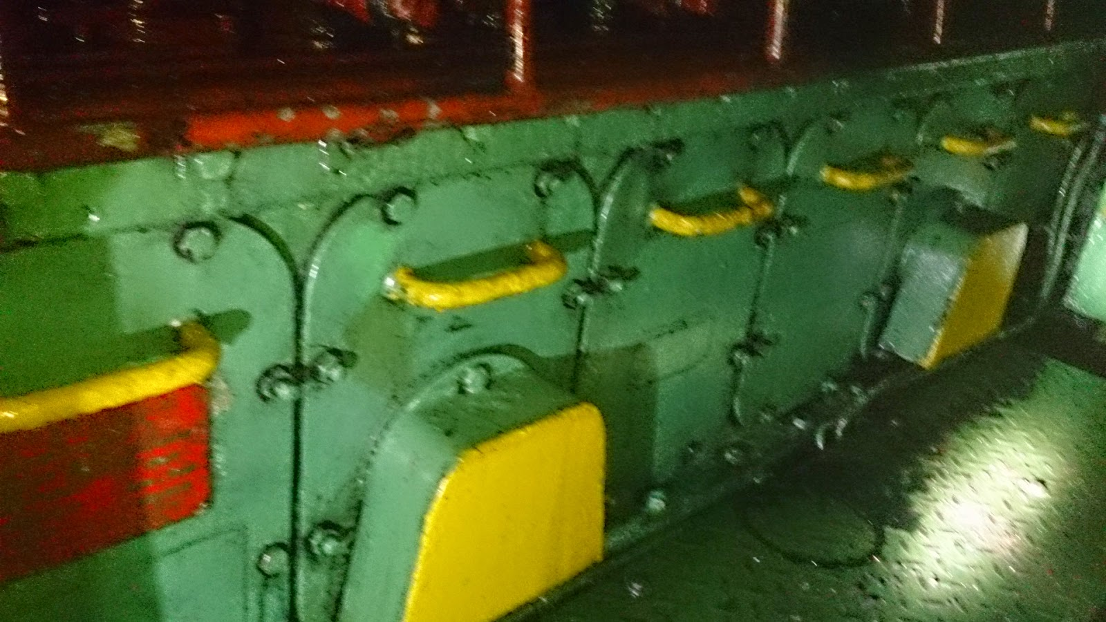 Ship Machinery | Used Recondition