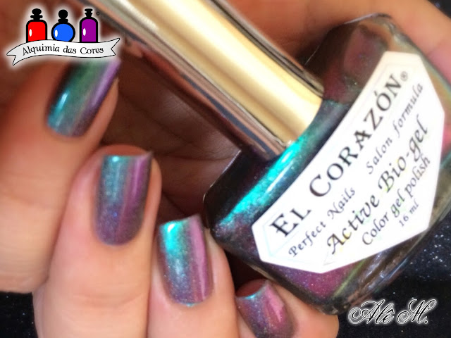 El Corazon Life is Life: Butterfly effect, BBF42, Multichorme, Carimbado, Moyra, Stamping Polish, White, Alê M.