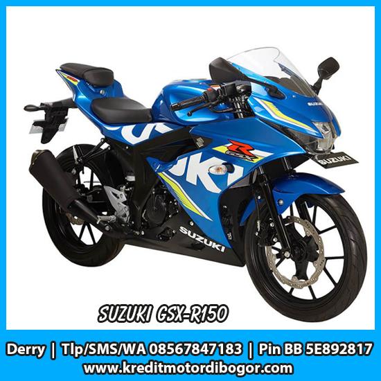 Kredit Motor Suzuki Gsx R150 Dan Gsx S150 Di Bogor Kredit Motor