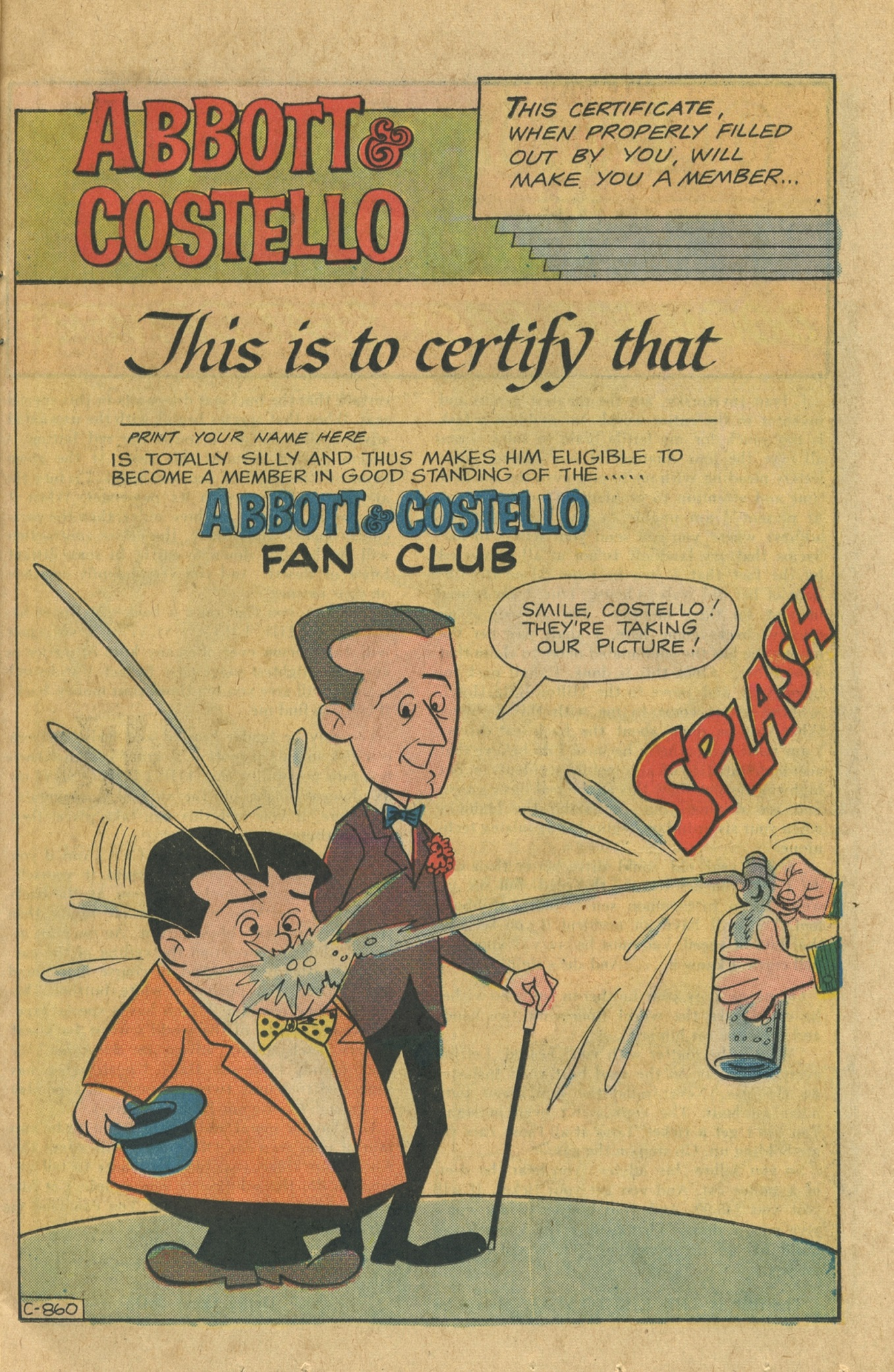 Abbott & Costello issue 13 - Page 15