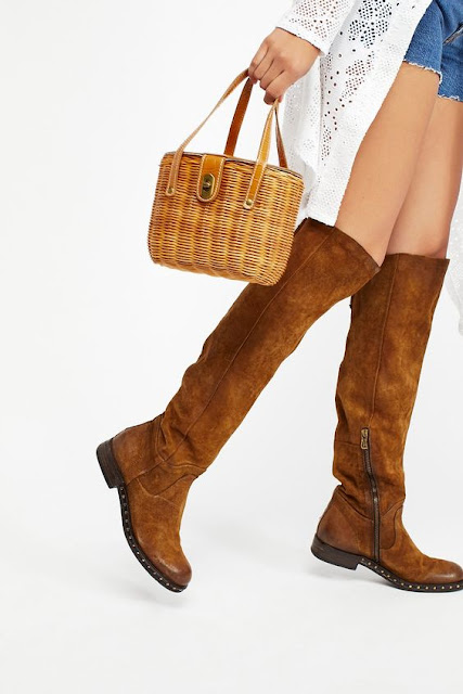 Spaulding Over-The-Knee Boot