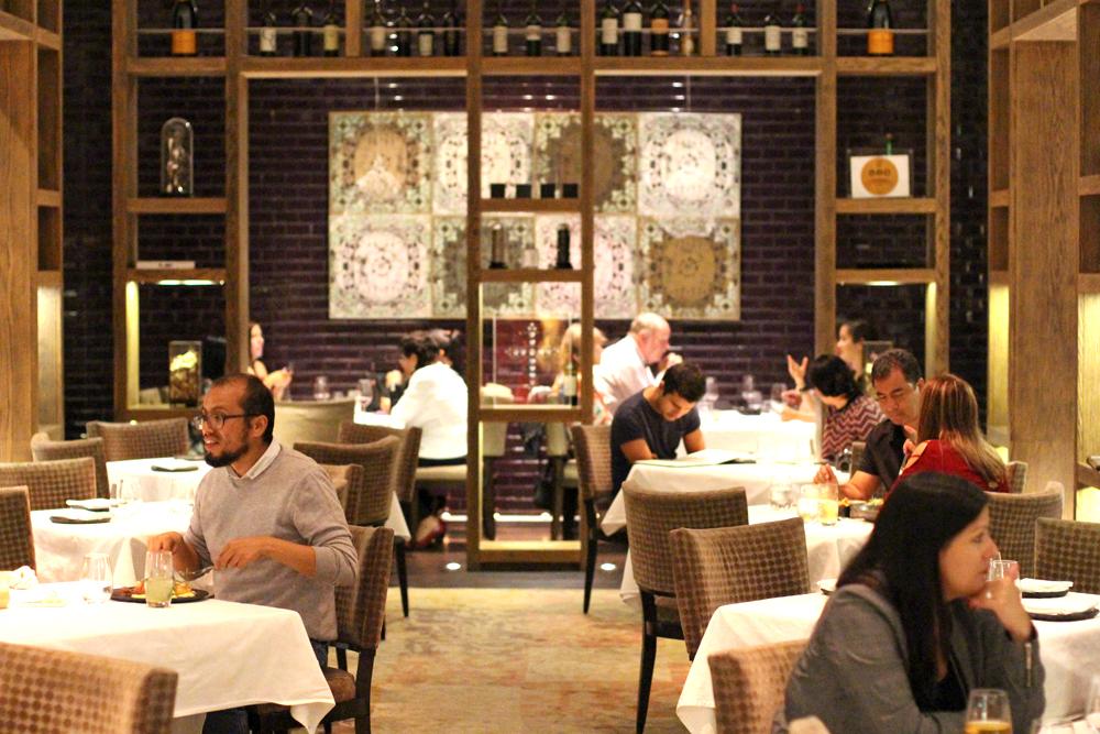 Maras restaurant, The Westin Lima, Peru - luxury travel blog
