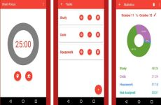 Brain Focus: aplicación que ayuda a gestionar el tiempo y mejorar la productividad (iOS y Android)