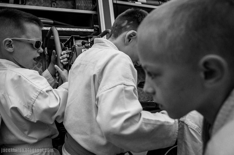 letnia akademia karate tradycyjnego, niepolomice 2013, fot. jacek taran