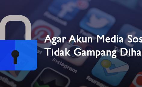 Cara Agar Facebook, Twitter, Instagram dan Path Tidak Bisa di Hack