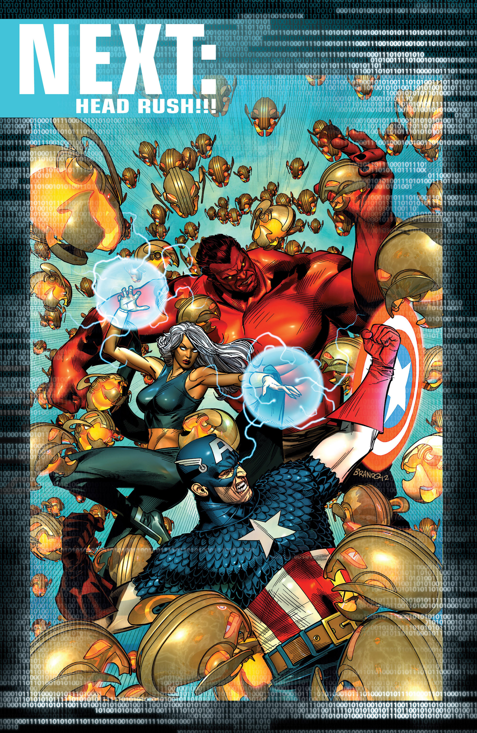 Read online Age of Ultron comic -  Issue #5 - 20