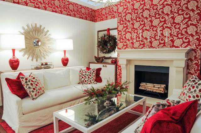 Tips Memilih Wallpaper Dinding Pada Ruang Tamu Yang Tepat
