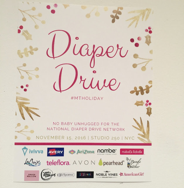 no baby unhugged diaper drive