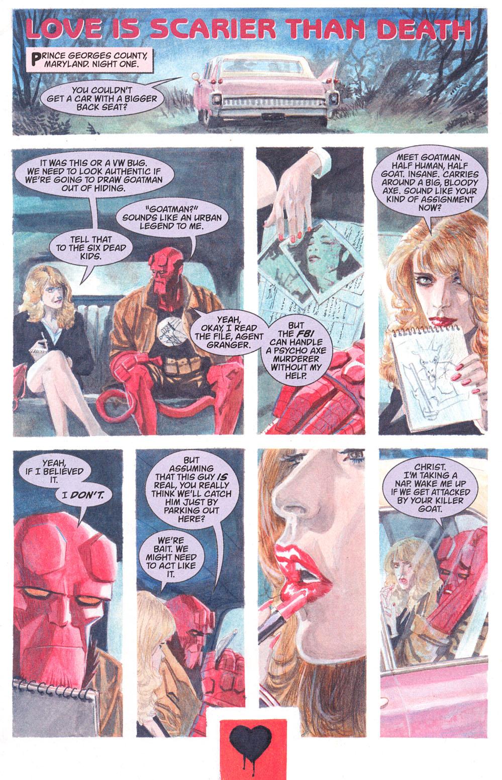 Read online Hellboy: Weird Tales comic -  Issue #5 - 3