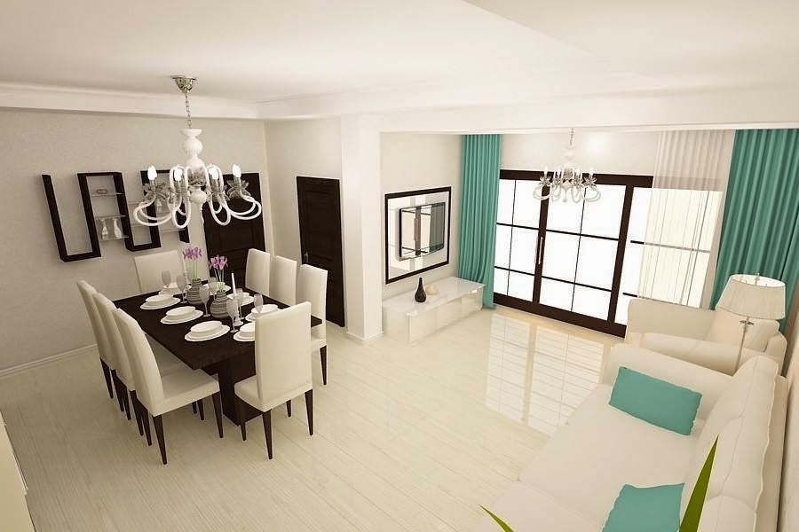 design interior living modern