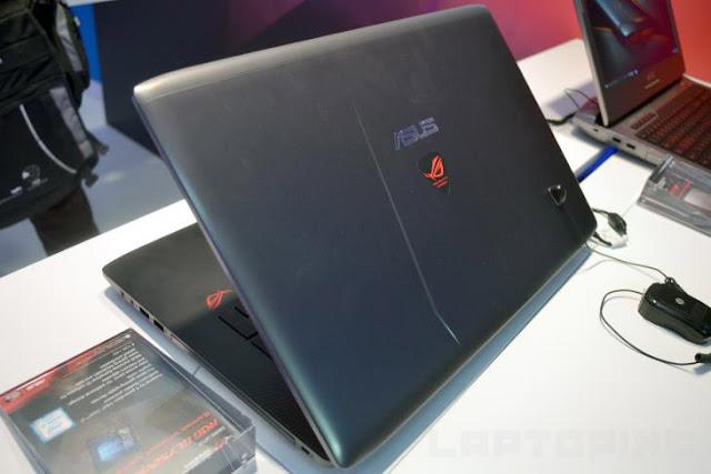 Asus gaming, Asus rog, Notebook gaming, ASUS RoG GX700.
