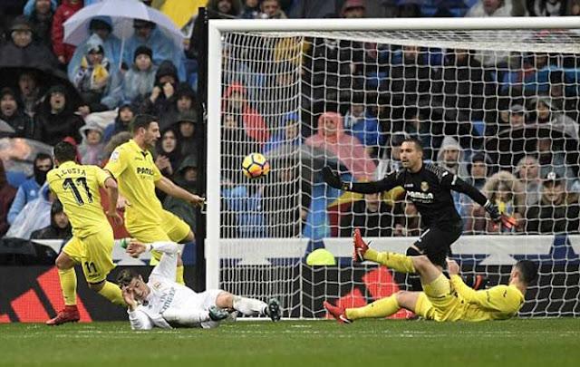 """Video Real Madrid - Villarreal: """"Người nhện"""" siêu đẳng, phản đòn choáng váng"""